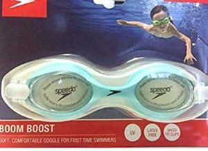 Speedo boom boost kids goggles latex free